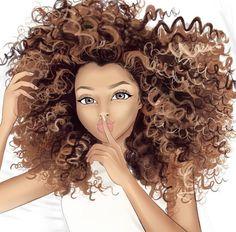 f5f164fd4bbd1b321632e82addf40e3c--black-women-art-black-girls