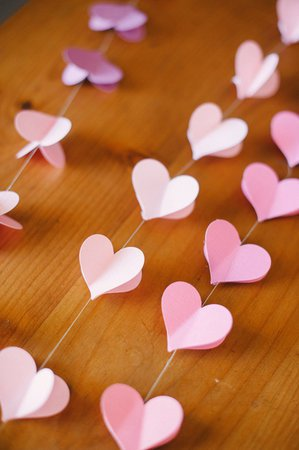 Cortina-de-corações-como-fazer-5